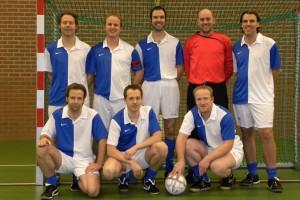 Broeksponsor Zaalvoetbalvereniging Xavanti